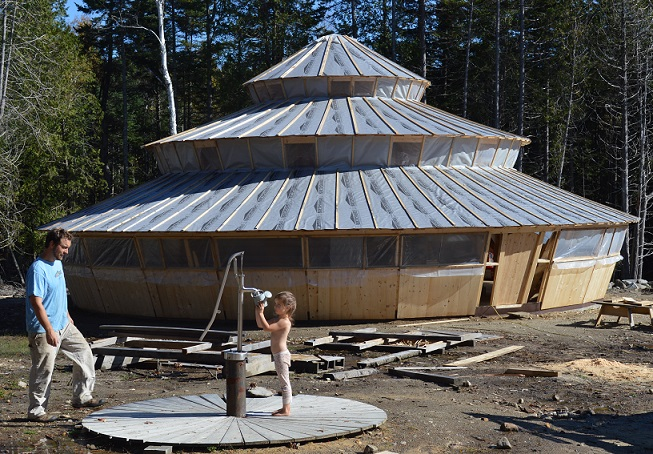 Little Yurt Big Yurt Circle In A url shortener built with powerful tools to help you grow and protect your brand. little yurt big yurt circle in